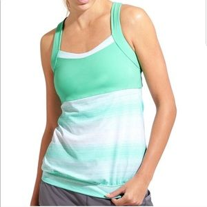Athleta Strappy Stride Crunch and Punch Tank